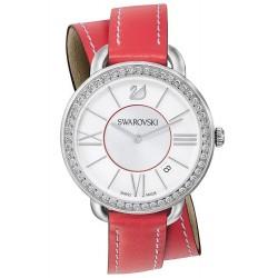 Buy Women's Swarovski Watch Aila Day Double Tour Berry 5095942
