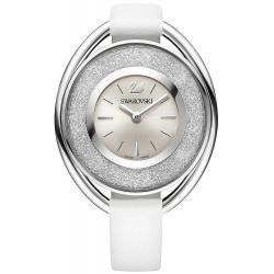 Women's Swarovski Watch Crystalline Oval White 5158548