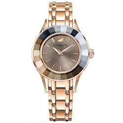 Buy Women's Swarovski Watch Alegria Gray Rose Gold Tone 5188842