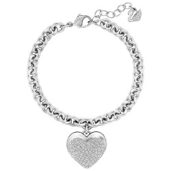 Women's Swarovski Bracelet Even 5190063 Heart