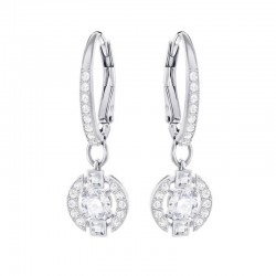 Buy Women's Swarovski Earrings Sparkling Dance Round 5272366