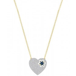 Women's Swarovski Necklace Great Star 5273328 Heart
