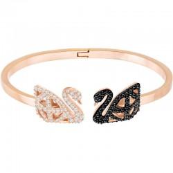 Buy Women's Swarovski Bracelet Facet Swan M 5289535