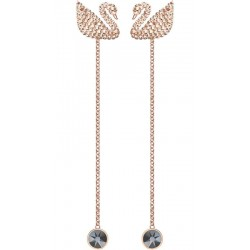 Buy Women's Swarovski Earrings Iconic Swan 5373164