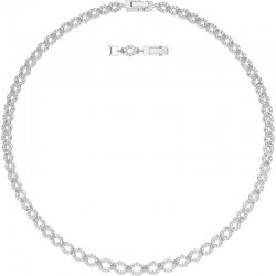 Women's Swarovski Necklace Lace Thin 5382353