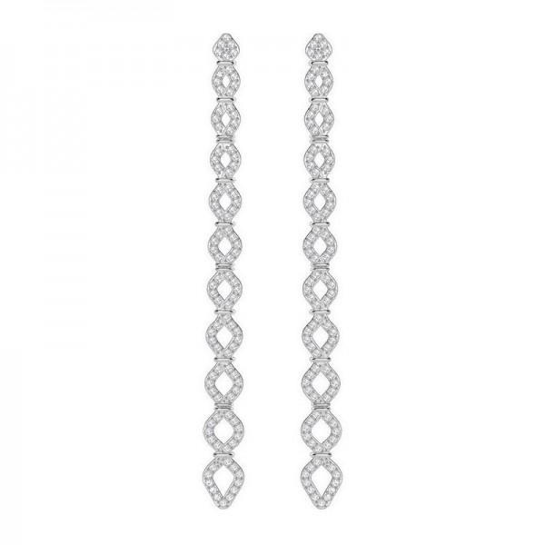 Buy Women's Swarovski Earrings Lace 5382356