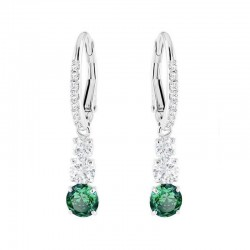 Buy Women's Swarovski Earrings Attract Trilogy Round 5414682