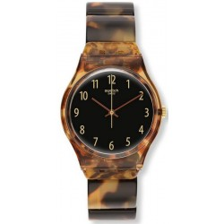 Women's Swatch Watch Gent Ecaille L GC113A
