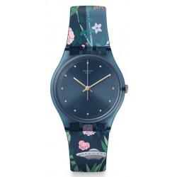 Buy Women's Swatch Watch Gent Ovni Garden GN258