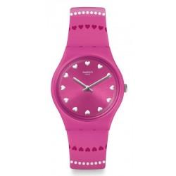 Buy Women's Swatch Watch Gent Coeur De Manège GP160
