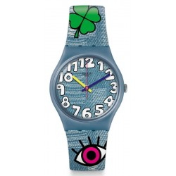 Buy Women's Swatch Watch Gent Tacoon GS155