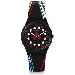 Buy Swatch Watch 007 Casino Royale 2006 GZ340