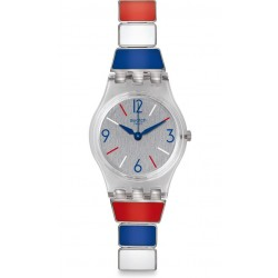 Women's Swatch Watch Lady Miss Mariniere LK364G