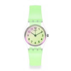 Women's Swatch Watch Lady Casual Green LK397