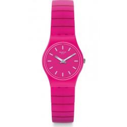 Women's Swatch Watch Lady Flexipink S LP149B