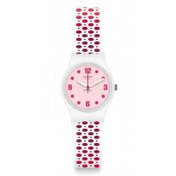 Women's Swatch Watch Lady Pavered LW163