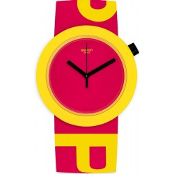 Buy Unisex Swatch Watch POPtastic PNJ100