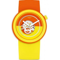 Buy Unisex Swatch Watch POPover PNO100