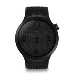 Men's Swatch Watch Big Bold BBBlack SO27B100