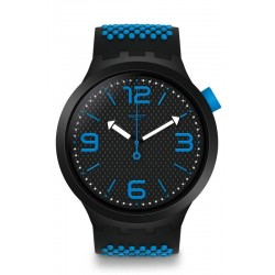 Men's Swatch Watch Big Bold BBBlue SO27B101