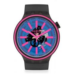Buy Swatch Watch Big Bold Blue Taste SO27B111