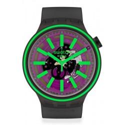 Buy Swatch Watch Big Bold Pink Taste SO27B113