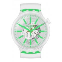 Buy Swatch Watch Big Bold Greeninjelly SO27E104