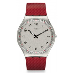 Buy Mens Swatch Watch Skin Irony Skinrouge SS07S105
