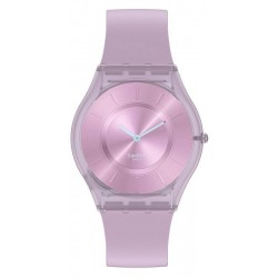 Women's Swatch Watch Skin Classic Sweet Pink SS08V100