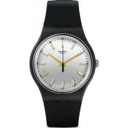 Unisex Swatch Watch New Gent Passe Partout SUOB132