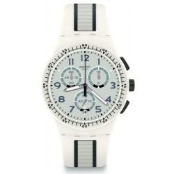 Buy Unisex Swatch Watch Chrono Plastic Escalator SUSW408 Chronograph
