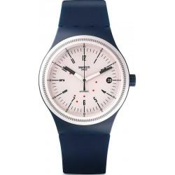 Buy Unisex Swatch Watch Sistem51 Sistem Navy SUTN400 Automatic
