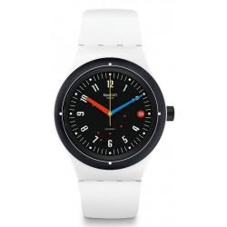 Buy Unisex Swatch Watch Sistem51 Sistem Bau SUTW405 Automatic