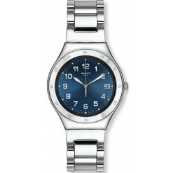 Men's Swatch Watch Irony Big Blue Pool YGS474G