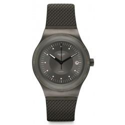 Buy Men's Swatch Watch Irony Sistem51 Sistem Knight YIM401 Automatic