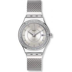 Women's Swatch Watch Irony Sistem51 Sistem Stalac YIS406G Automatic