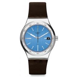 Buy Men's Swatch Watch Irony Sistem51 Classic Lines YIZ405 Automatic