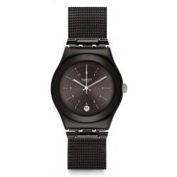 Women's Swatch Watch Irony Medium Neronero YLB403M