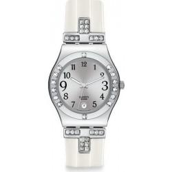 Women's Swatch Watch Irony Medium Fancy Me YLS430