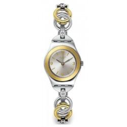 Women's Swatch Watch Irony Lady Ring Bling YSS286G