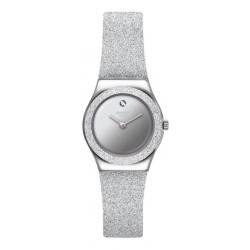 Women's Swatch Watch Irony Lady Sideral Grey YSS337
