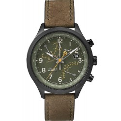 Buy Men's Timex Watch Intelligent Quartz Fly-Back Chronograph T2P381
