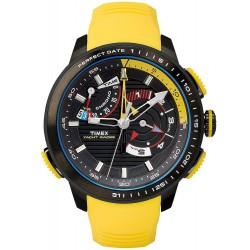 Men's Timex Watch Intelligent Quartz Yatch Racer Chronograph TW2P44500