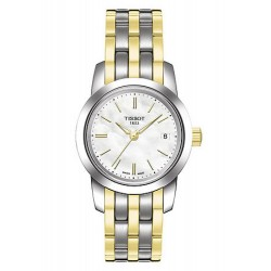Buy Women's Tissot Watch Classic Dream T0332102211100 Mother of Pearl