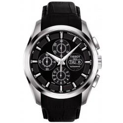 Men's Tissot Watch Couturier Automatic Chronograph Valjoux T0356141605100