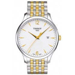 Men's Tissot Watch T-Classic Tradition Quartz T0636102203700