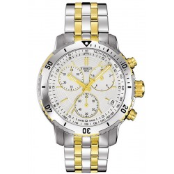 Men's Tissot Watch T-Sport PRS 200 T0674172203101 Chronograph