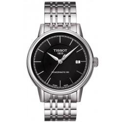Men's Tissot Watch T-Classic Carson Powermatic 80 T0854071105100