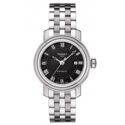 Buy Women's Tissot Watch T-Classic Bridgeport Automatic T0970071105300