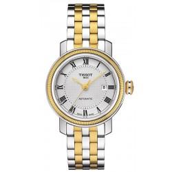 Buy Women's Tissot Watch T-Classic Bridgeport Automatic T0970072203300